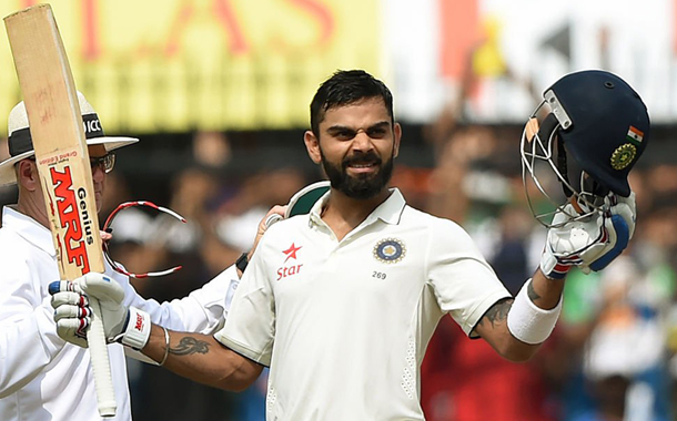 Kohli becomes 5th highest run-getter in ODIs from India
