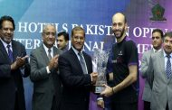 EgyptiansDominant and Lifted The Title ofPakistan Open Men's Squash Championship 2017