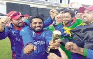 Stanikzai's Heroics; lands Afghanistan in World Cup