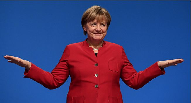 German parliament confirms Chancellor Merkel for fourth term