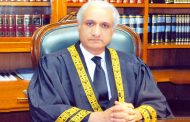 ARMED ASSAILANTS SHOT FIRE AT JUSTICE EJAZUL AHSAN'S RESIDENCE IN LAHORE
