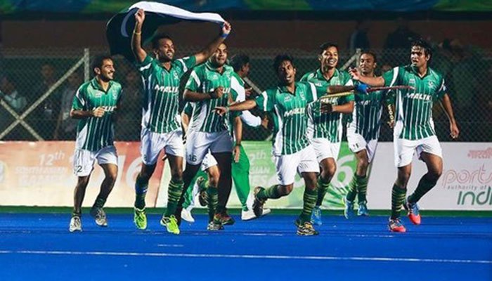 Pak Junior Hockey team to leave for Canada on June 16