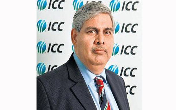 India's Shashank Manohar elected ICC chairman for second time