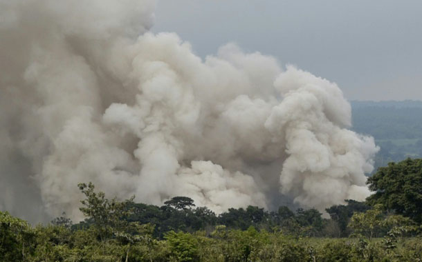 At least 99 dead as Guatemala volcano threatens new eruptions