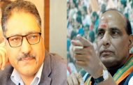 Shujaat Bukhari killing an act of cowardice: Rajnath Singh