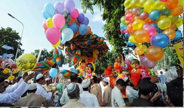 Celebrations continue on second day of Eid-ul-Fitr