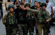 Sexual Violence and Humiliation; Israeli soldiers assault Palestinian at moment of his arrest