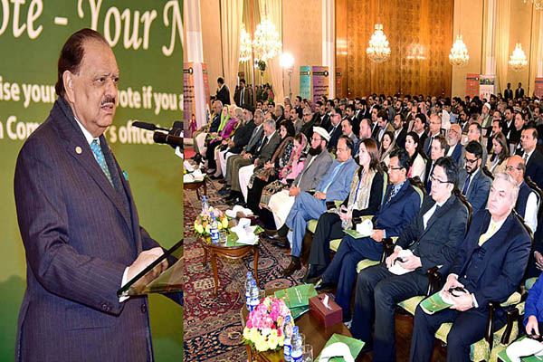 Only ballot to decide nation's destiny: President