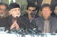 Imran Khan vows to jointly struggle along with Tahir ul Qadri