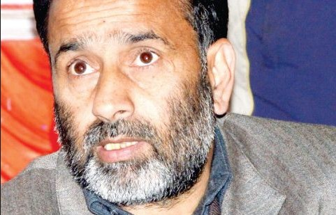 JKPL strongly denounces detention of Mukhtar Waza