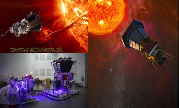 NASA's mission to touch the Sun, scheduled