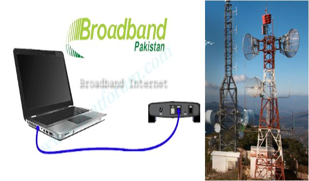 Broadband users cross 50 million mark in Pakistan