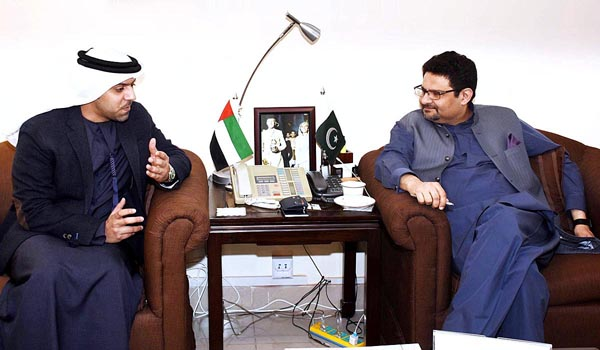 UAE For Fostering Collaboration In Health, Education Sectors Of Pakistan