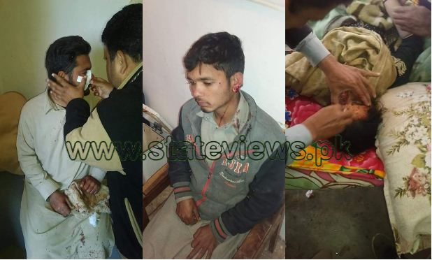 Indian Shelling wounds 7 in Azad Kashmir