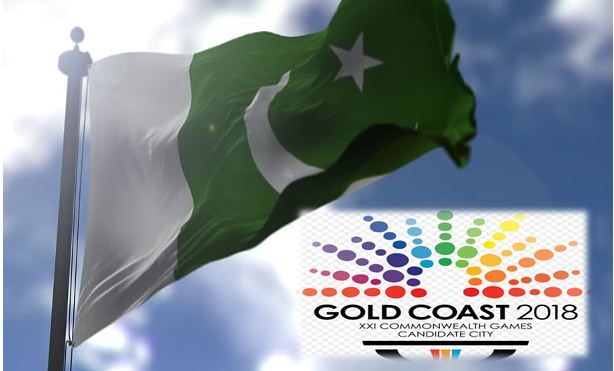 Bronze medalled Pakistani return home from Commonwealth Games