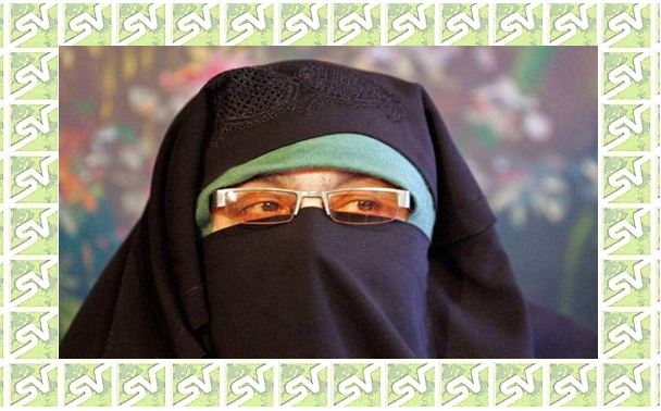 Asiya Andrabi hospitalized in Srinagar