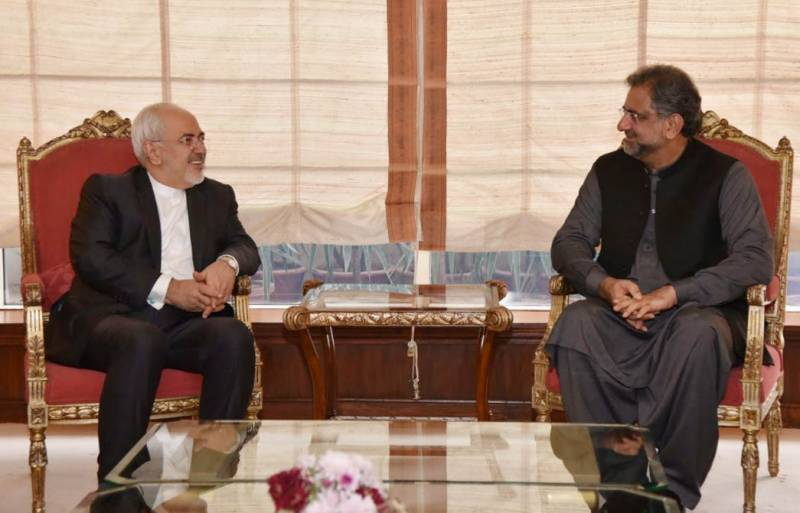 PM for enhancing economic ties with Iran
