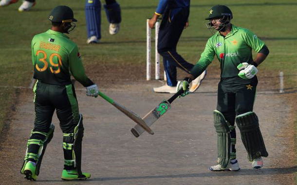 Fakhar, Imam receive maiden call-ups for Ireland, England Tests