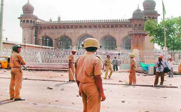 Indian court acquits 10suspects of 2007 Mecca Masjid bombing