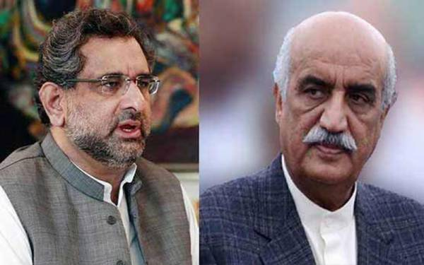 PM Abbasi & Shah discuss caretaker set up