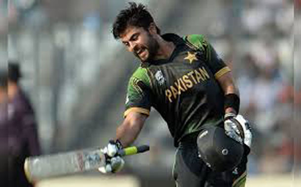 Notice of charge handed out to cricketer Ahmed Shehzad
