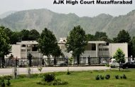 Five new  judges of AJK High Court appointed