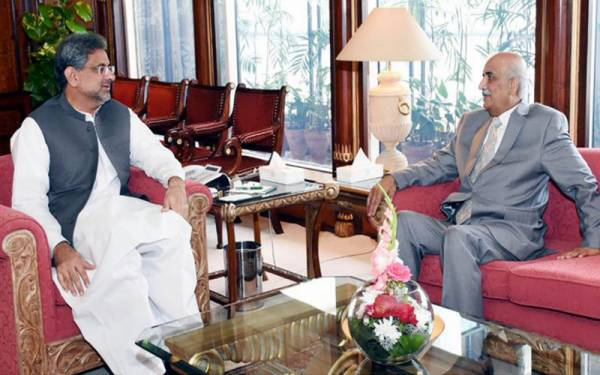 PM Abbasi, opposition leader could not finalize name for Caretaker PM