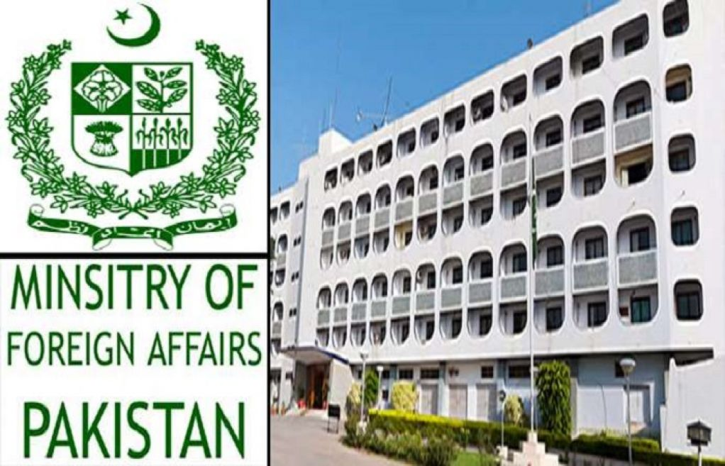 Pakistan in solidarity with Palestinian cause- Foreign Office