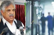 Governor KP suspends two health officials for holding dance party in hospital