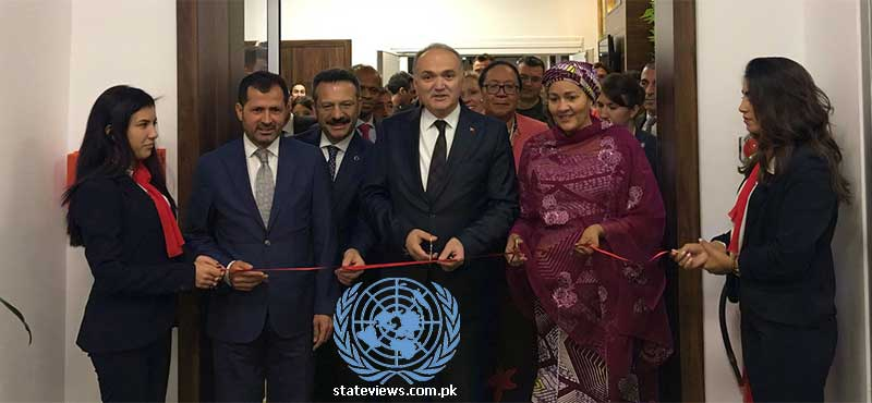 UN technology bank opens in Turkey to help poor Nations