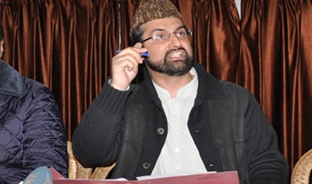 Mirwaiz says youths can question Kashmiri separatists