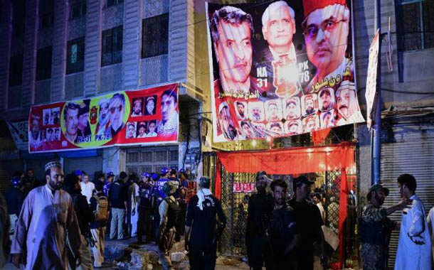 Peshawar suicide blast death toll rises to 20; Haroon Bilour to be laid to rest today