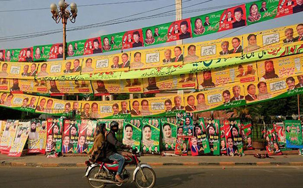 Parties redouble efforts to convince voters as campaigning ends tonight     Parties redouble efforts to convince voters as campaigning ends tonight