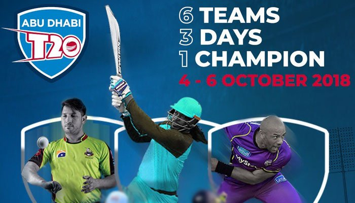 Scheduled announced for Abu Dhabi T20 Trophy