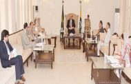 President Masood chairs AJK Vice Chancellors Conference
