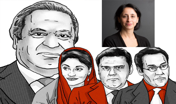 Our probe based on leaked files revealed how Sharif's children were linked to offshore companies that owned four flats in a luxury apartment block in London: