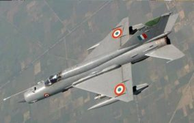 Indian Military fighter jet crashes, Pilot killed