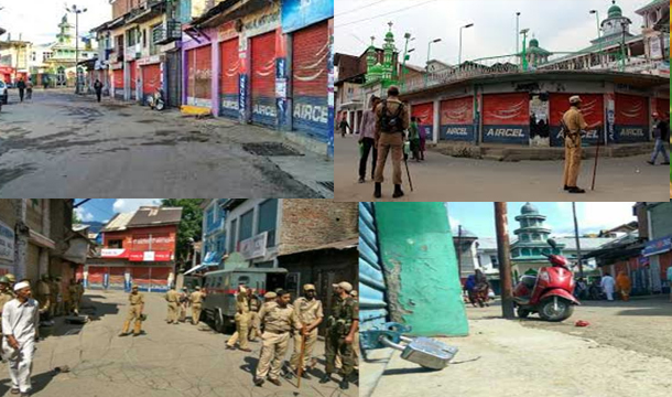 Bhaderwah observes shutdown