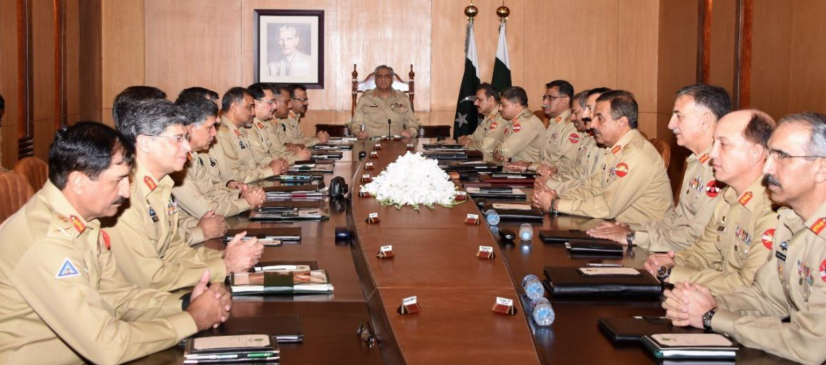 Pak Army thanked people of Pakistan for love & support