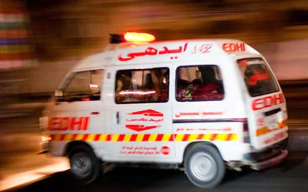 4 killed as passenger jeep falls into deep ravine in AJK