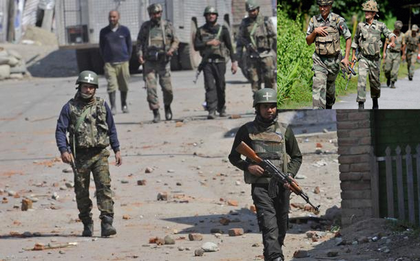 Four Kashmiri youth martyred by Indian troops in IOK