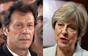 Prime Minister Theresa call with Prime Minister Khan