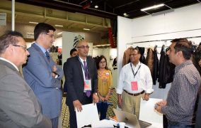 Top Pakistan companies showcase products at Texworld, Paris