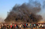Palestinian teen dies from wounds in Gaza unrest: ministry