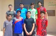 Pakistan team named for Asian Junior Squash Championship
