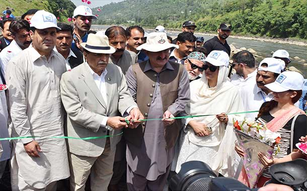 AJK PM inaugurates 3-day Tourism Festival in connection with Defence Day