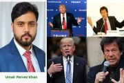 Imran Khan Following Trump in Breaking Diplomatic Norms
