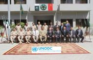 Pakistan, China & UNODC agreed to effectively counter emerging threat of illicit drug trafficking