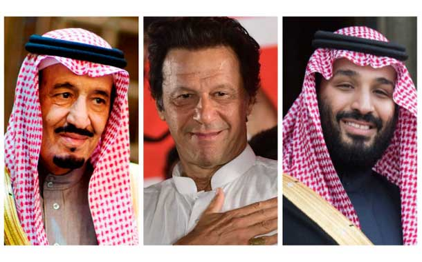 Saudi Arabia agrees to abolish Umrah tax on PM Imran Khan's request