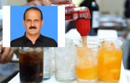 Health Minister for banning sale of sugar drinks to educational institutions